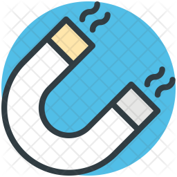 Magnet Colored Outline Icon