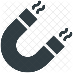 Magnet Glyph Icon
