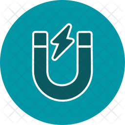 Magnet, Magnetic, Attract, Horseshoe, Power, Magic, Attrection Icon