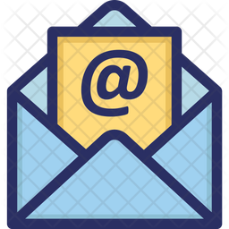 Mail Address Icon