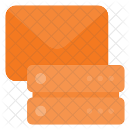 Mail databases Icon
