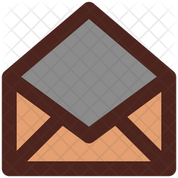 Mail Opened Icon