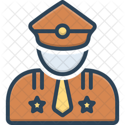 Major Colored Outline Icon