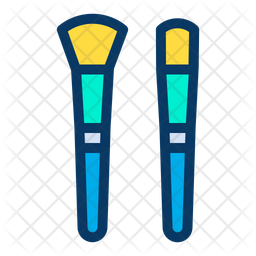 Makeup Brushes Icon