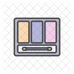 Makeup Palette Icon