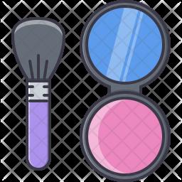 Makeup tool Icon