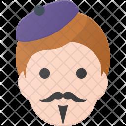 Male artist Icon