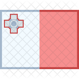 Malta Flag Icon