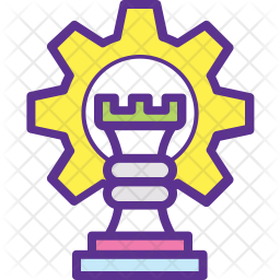 Management Strategy Icon