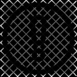 Mandatory Icon