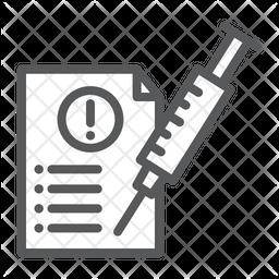 Mandatory Injection Icon