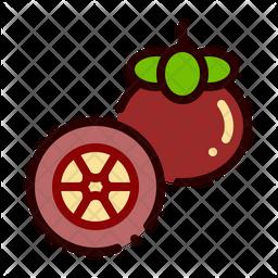 Mangosteen Icon