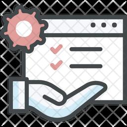 Manual Testing Icon