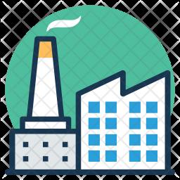 Manufacturing Unit Icon