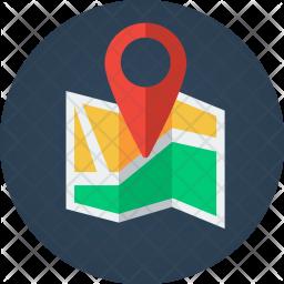 Map, Locator, Pin, Location, Navigation, Search Icon