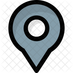 Map Pin Icon Of Colored Outline Style Available In Svg Png Eps Ai Icon Fonts