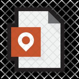 Maps file Icon
