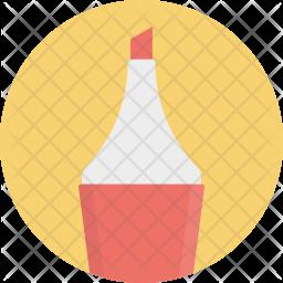 Marker Flat Icon