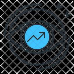 Market insight Icon
