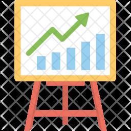 Market Trend Icon