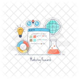 Marketing Research Icon