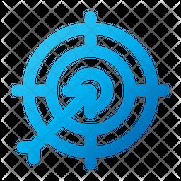 Marketing Target Icon