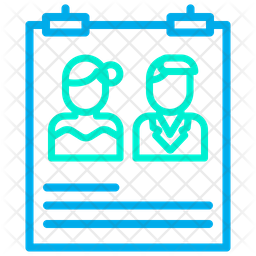 Marriage Poster Icon