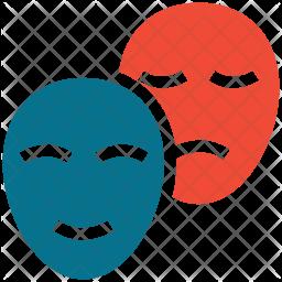 Mask Flat Icon