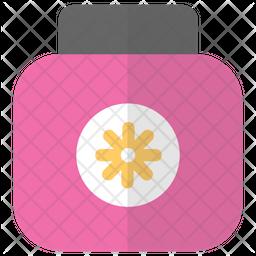 Massage Cream Icon