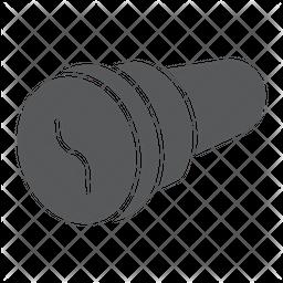 Mastrubator Glyph Icon