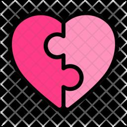 Match heart Icon