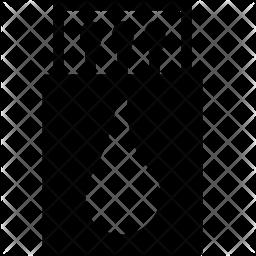 Matchbox Glyph Icon