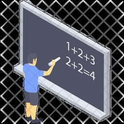 Mathematics Practice Icon