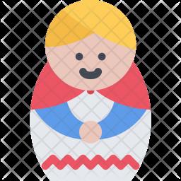 Matrioshka Icon