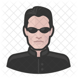 Matrix Neo Icon