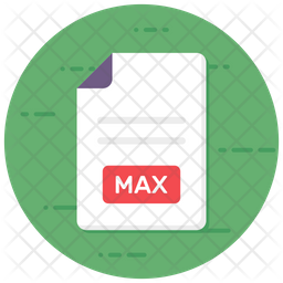 Max Icon Of Flat Style Available In Svg Png Eps Ai Icon Fonts