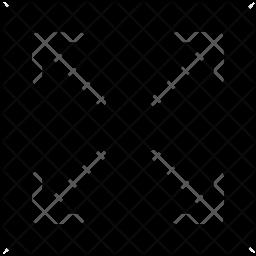 Maximize Glyph Icon
