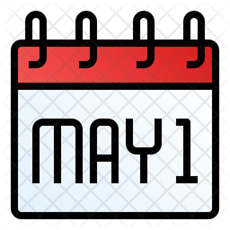 May 1 Icon