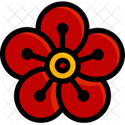 Meai Flower Icon