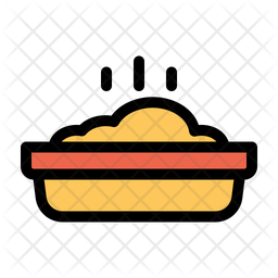 Meal Plate Icon