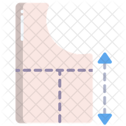 Measure Flat Icon