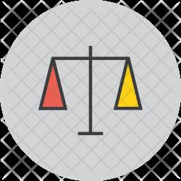 Measure Colored Outline Icon