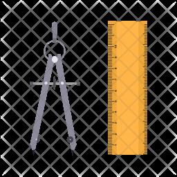 Measurement tools Icon