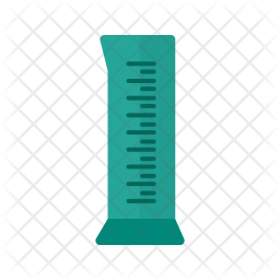 Measuring tube Icon