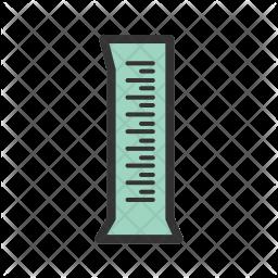 Measuring tube Icon