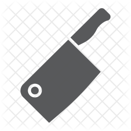 Meat cleaver Icon