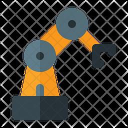 Mechanical Arm Icon