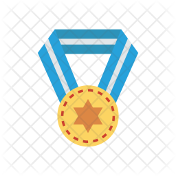 Medal Flat Icon