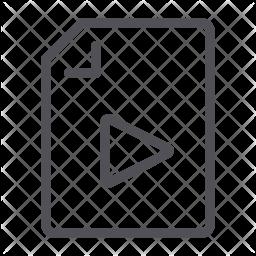 Media file Icon