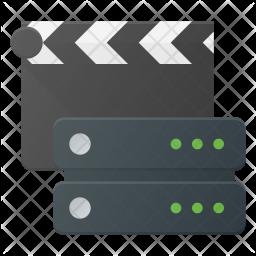 Media storage Icon